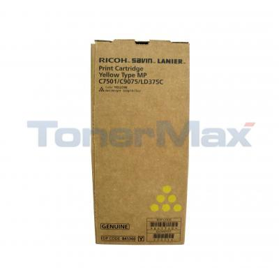 RICOH SL TYPE MP C7501/C9075/LD375C PRINT CTG YELLOW
